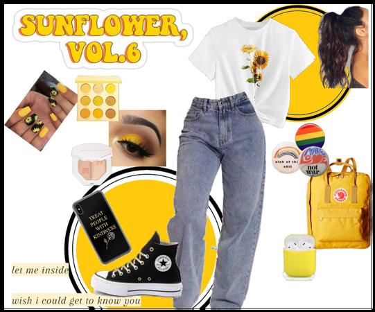 Sunflower Vo.6