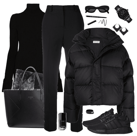 The perfect passepartout outfit