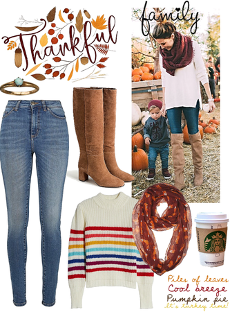 My Thankful Outfit