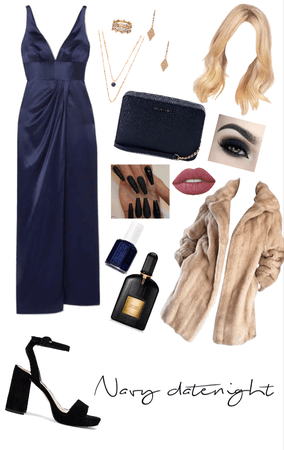 navy datenight