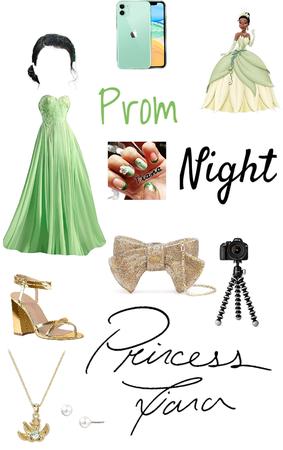Prom Princess (Disney): Tiana 👑🐸👑