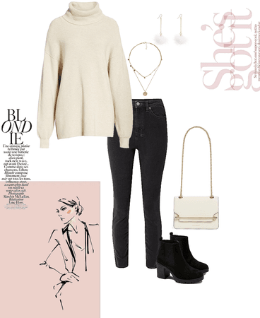 simple but chic
