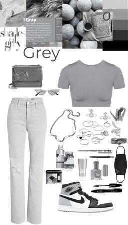 Grey Fit