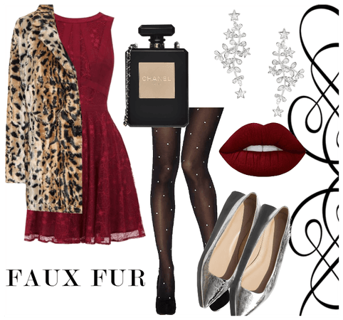Faux Fur Fashion