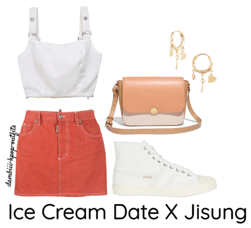 Ice Cream Date X Jisung