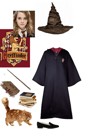 hermione look