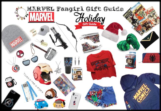 MARVEL Christmas Gift Guide