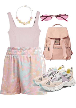 Light summer outfit