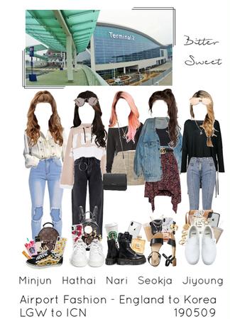 BSW Airport Fashion 190509