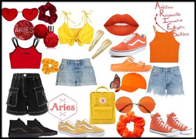 Aries colors mono