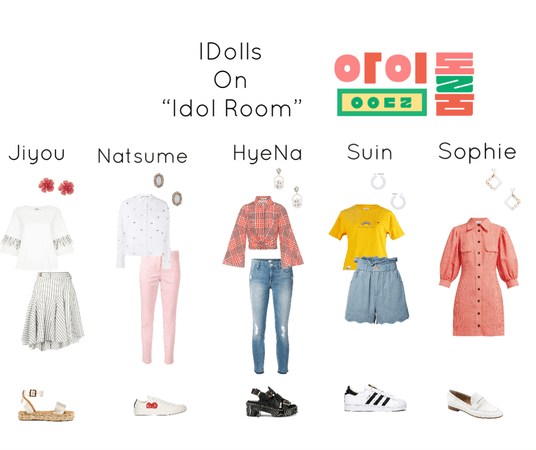 IDolls 1st time to Idol Room