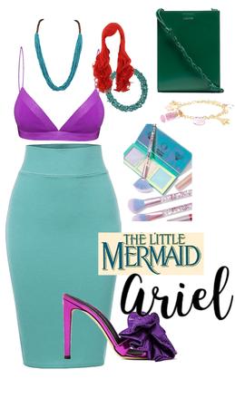 sea princess- ariel