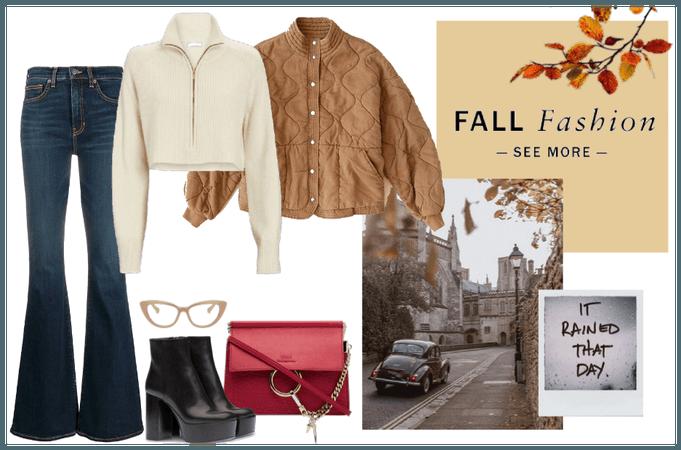 Fall Everyday Look (Autumn 2020)