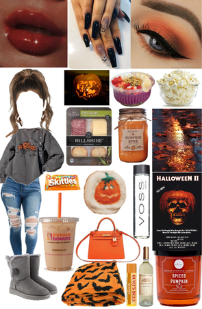 Halloween 😩💛🧡