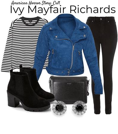 AHS Cult - Ivy Mayfair Richards