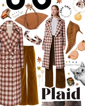 plaid fall