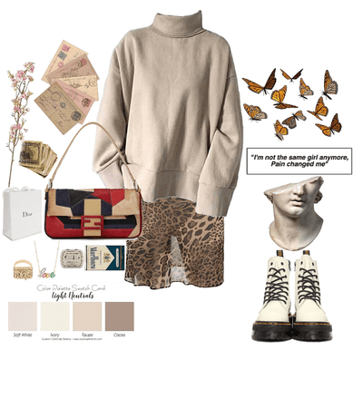 casual outfit 🕯🛍