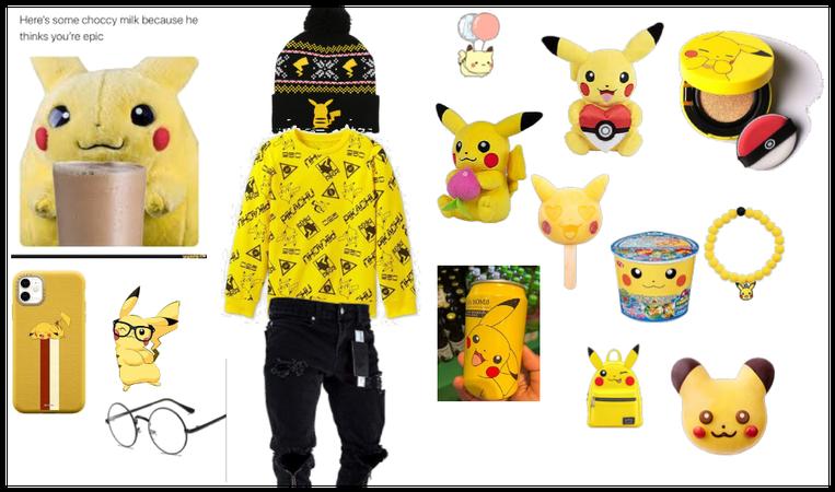my pikachu fwit