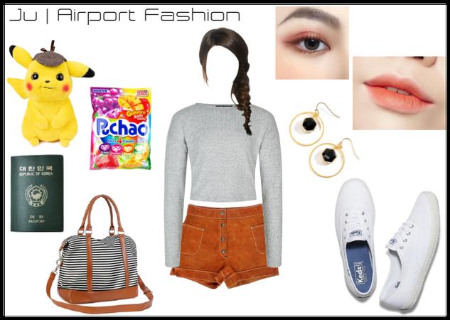 Ju Airport Fashion | Atlanta Arrival!!!