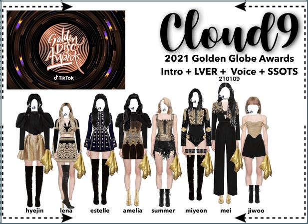 Cloud9 (구름아홉)   2021 Golden Disc Awards   210109