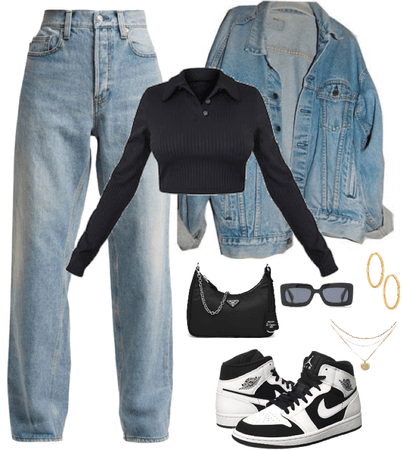 jean outfit