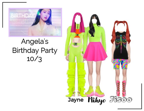 Sugar High at MCM's Angela's Birthday Party