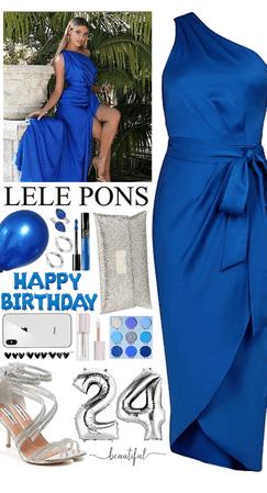 Lele's birthday