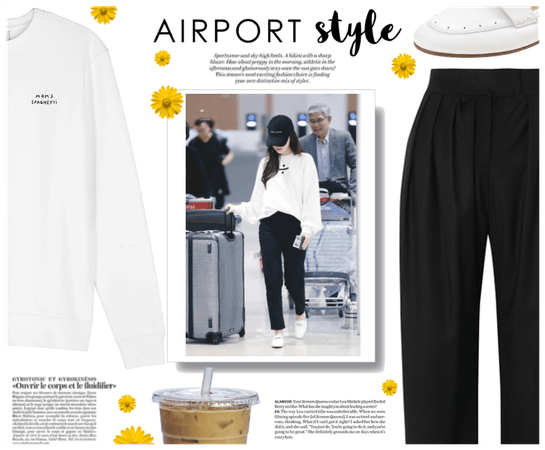 ♡ Airport Style #2 ♡