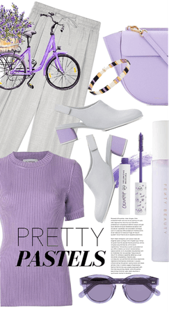 lots of lilac