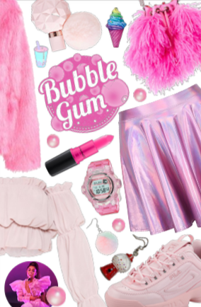 Sugar Fix - Bubble Gum