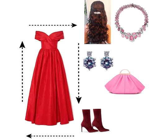 Seo Dan Red Carpet Outfit