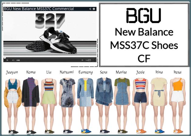 BGU New Balance MSS37C Shoes CF