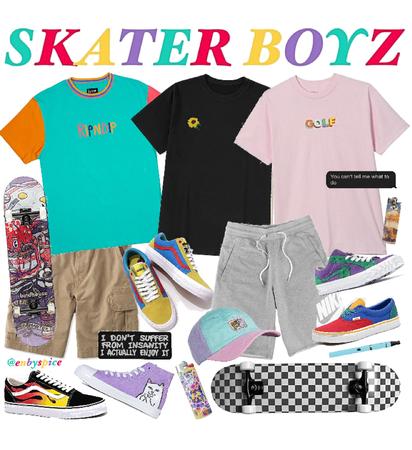 skater boys 🥰