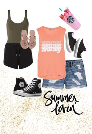 Some Summer Essentials!