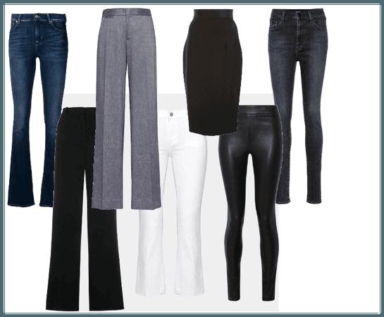 Capsule pants