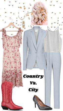 Country vs City
