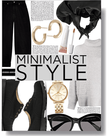 top style pick: minimalism