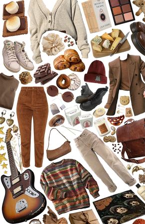 i might be a little obsessed with the colour brown