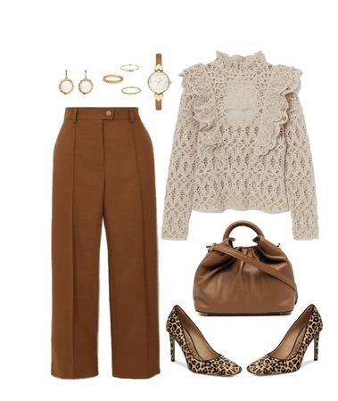 Crop Pants Outfit 05