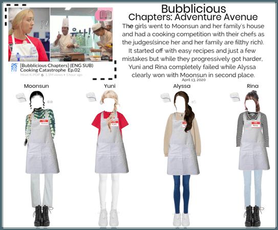 Bubblicious (신기한) Chapters - Adventure AVN. Ep. 2