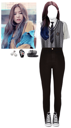 Mary Jane ''MJ'' Park | Yancy Academy Uniform