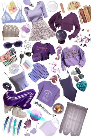 violet laurel