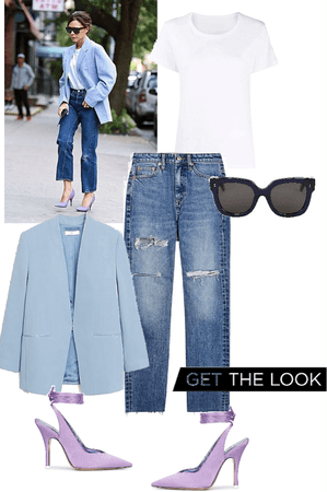 Victoria Beckham - get the look