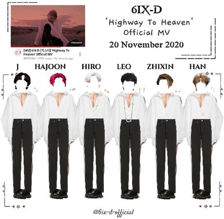 6IX-D [씩스띠] 'Highway To Heaven' Official MV 201120