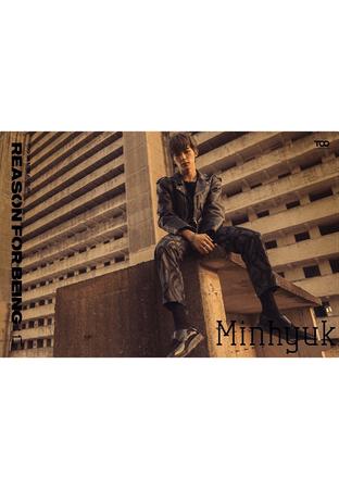 Minhyuk debut photo 2