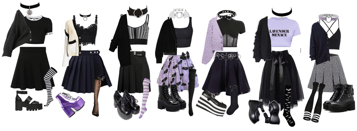 A Sixth Week of Outfits