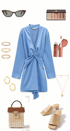 Summer Vacation Dinner Outfit