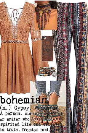 Bohemian Brunch