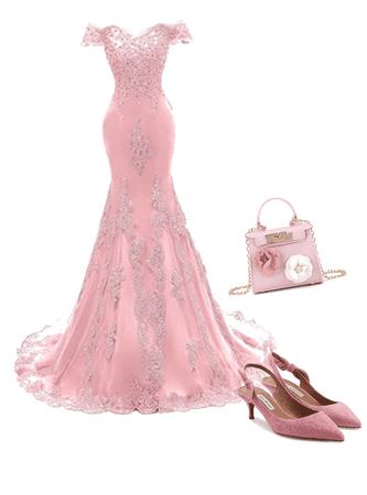 Prom Pink