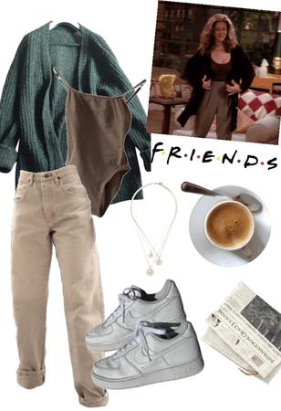 Rachel Green Outfit #2